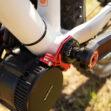 BB92 adapter on bike